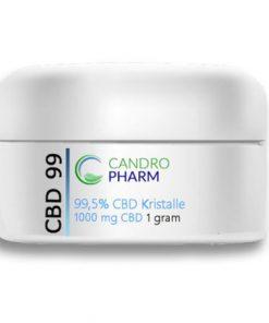 Cristale CBD 'Candropharm' CBD 99,5% - 1gr