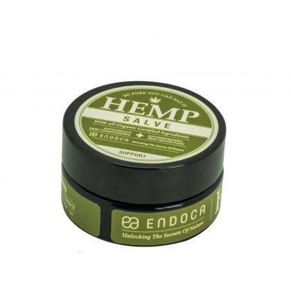 Crema Hidratanta cu Extract de Canepa 'Endoca'(750mg CBD)