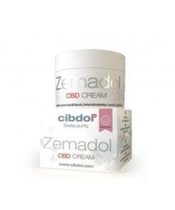 Cibdol CBD 'Zemadol' Cream 50 ml