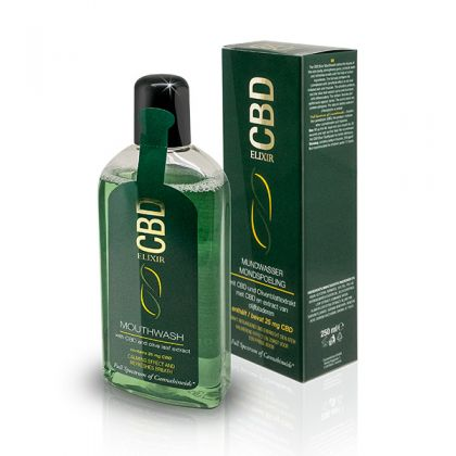 Apa De Gura 'Elixir CBD' 25mg CBD 250ml